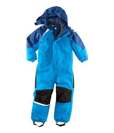 H&M Filialen Kinder Schneeanzug blau 15€ oder braun 20€