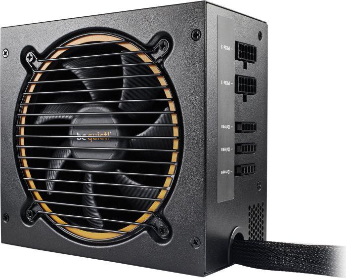 be quiet! Pure Power 11 CM 600W Netzteil (500W auch günstig)