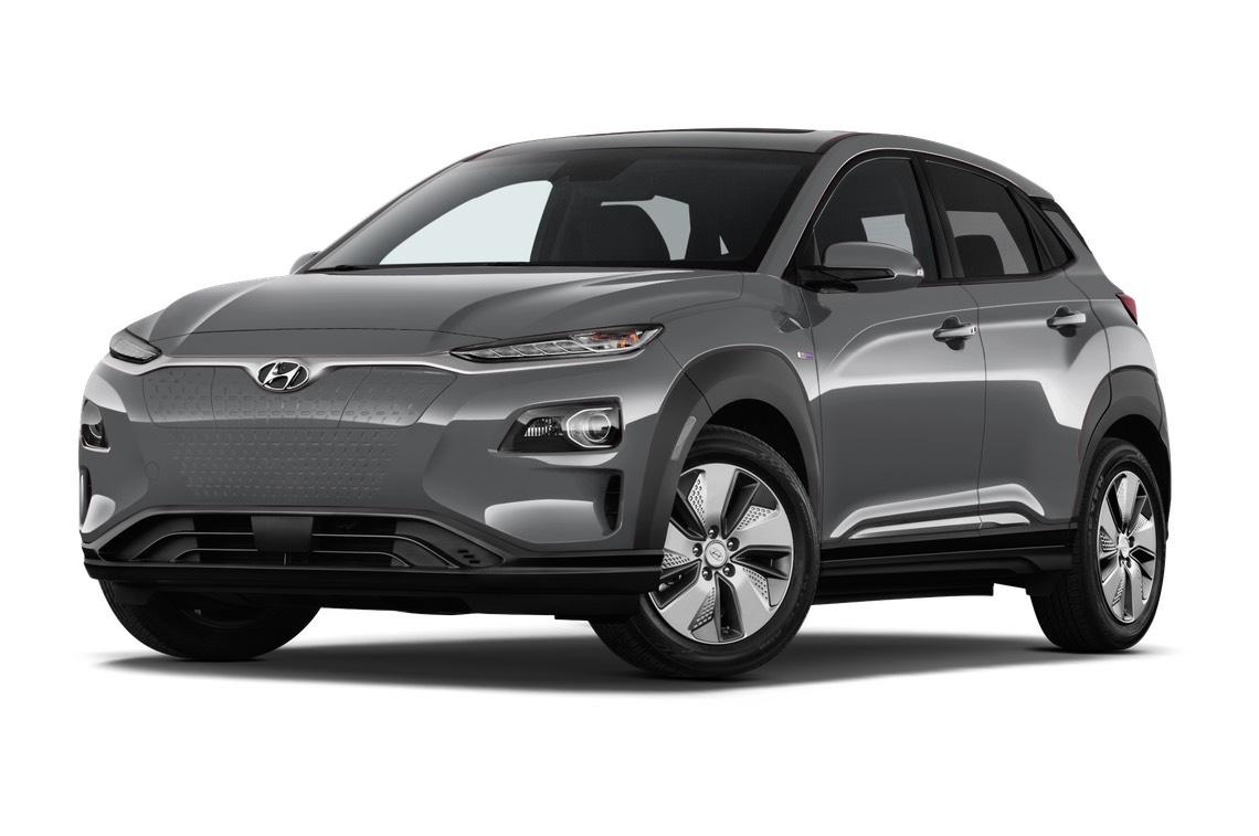 (Privat & Gewerbeleasing) Hyundai KONA Elektro Advantage, Navipaket, Typ2-Ladekabel, 119€ (89€ netto), LF: 0,31, GKF: 0,40, 24M, 10.000km