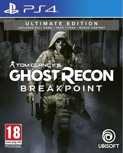 Tom Clancy's Ghost Recon: BreakpointUltimate Edition (PS4) [Coolshop]