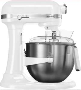 KITCHENAID Küchenmaschine Heavy Duty 5KSM7591X, 500W, 6,9 l, weiß