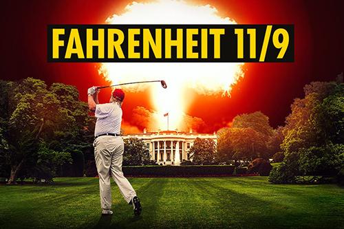 Fahrenheit 11/9 von Michael Moore