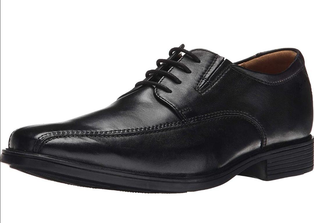 [Prime] Clarks Lederschuhe Tilden Walk Derby Anzugschuhe - alle Größen