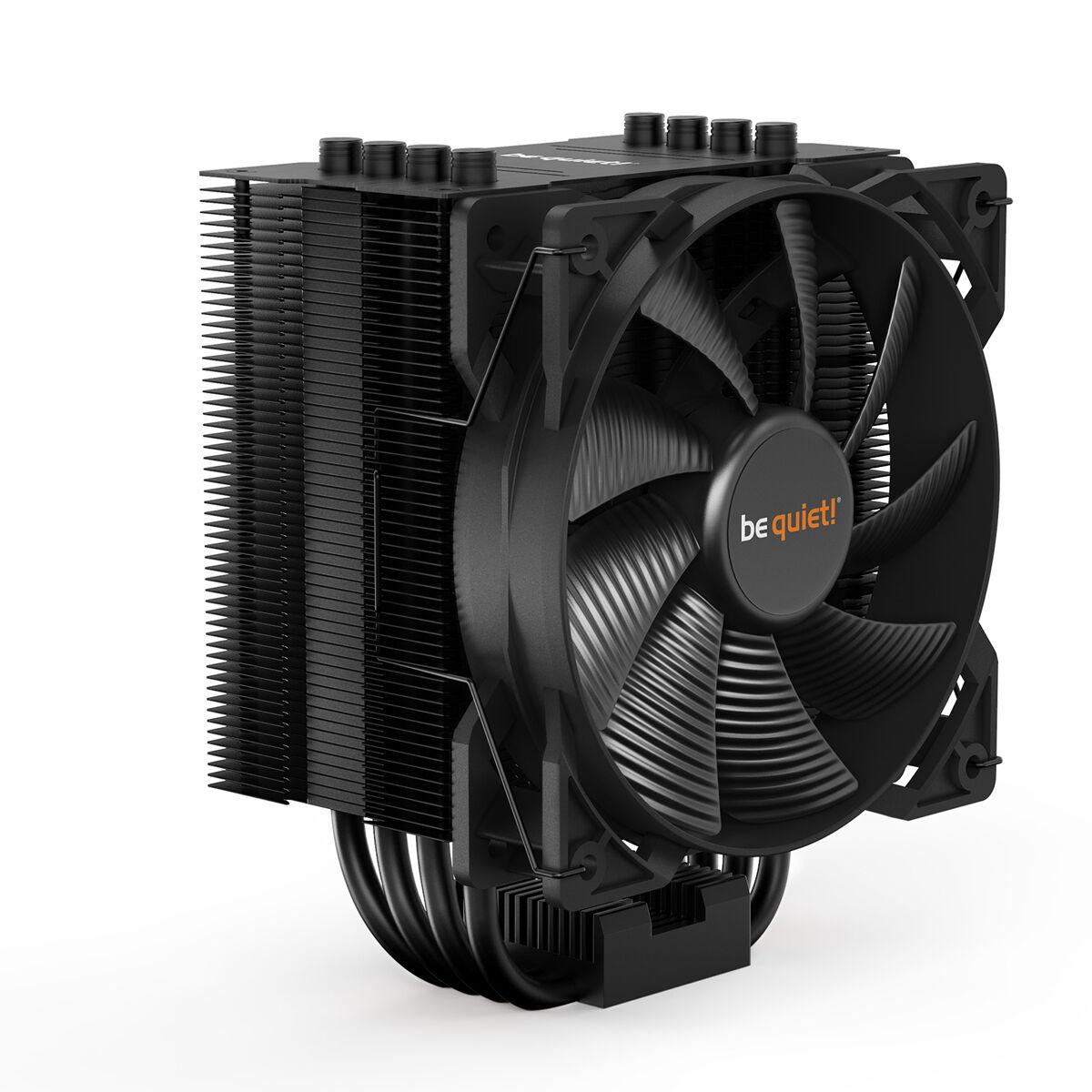 be quiet! Pure Rock 2 Black, CPU-Kühler mit top Preisleistungsverhältnis