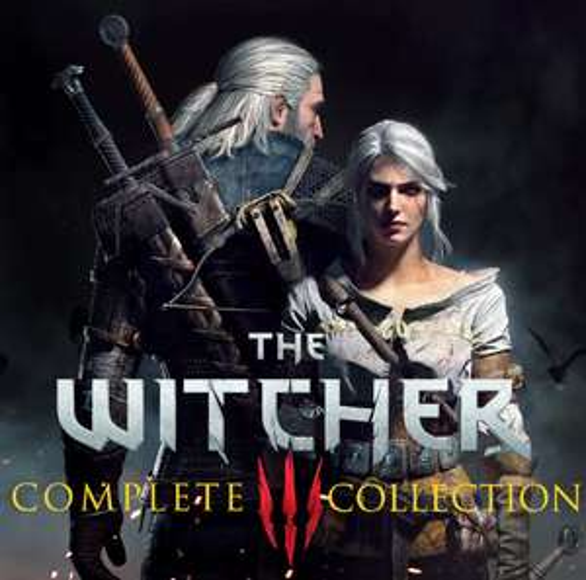 The Witcher 3: Wild Hunt Goty + The Witcher 1 & 2 + The Witcher Adventure Game + Thronebreaker für 15,55€ (GOG VPN Russia)