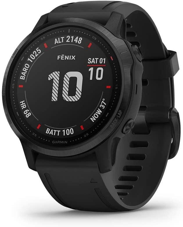 [AMAZON.ES] Garmin fenix 6S PRO GPS-Multisport-Smartwatch Herzfrequenzmessung WLAN, wasserdicht, kontaktloses Bezahlen