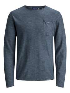 Jack & Jones Pullover Aktion, zB. Jorniels Organic Knit Crew Neck in 4 Farben [Jeans-Direct]