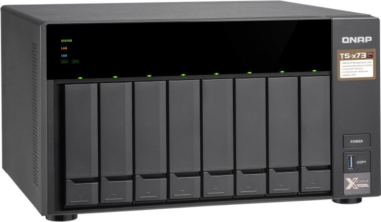 NBB Black Week Daily Deals 03.07. – z.B. QNAP TS-873-8G NAS | Logitech Wireless Presenter R400 - 14,60€ | HP 250 G7 (IPS, FHD, i5) - 386,01€