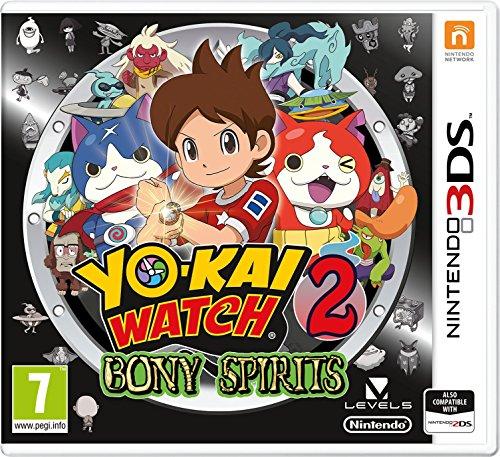 Yo-Kai Watch 2: Knochige Gespenster (3DS) für 7,20€ (Amazon Uk)