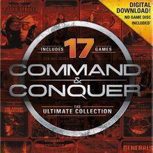 Command & Conquer: The Ultimate Edition (Origin) für 3,79€ (CDKeys)