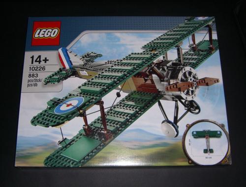 *UPDATE* LEGO 10226 - Sopwith Camel - für 72,34 € inkl. Versand bei Amazon.ES