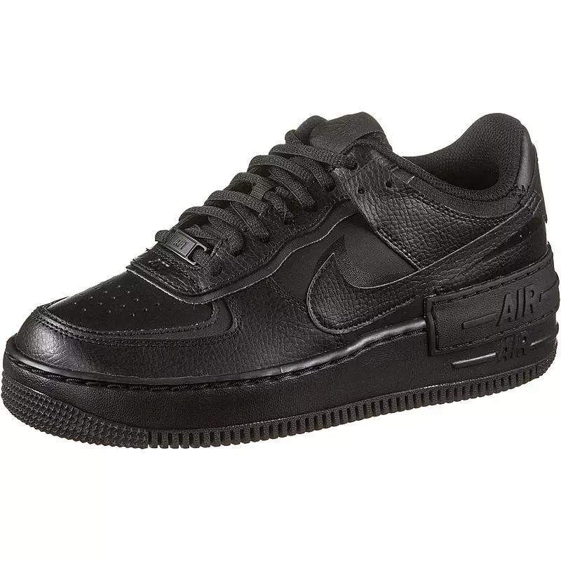 "Nike Air Force 1 Shadow Sneaker im ""All Black""-Colourway für 79,51€ inkl. Versand (statt 108€)"