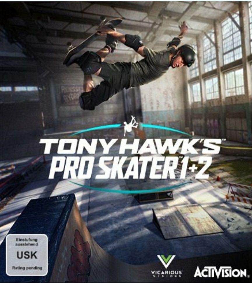 Tony Hawk's Pro Skater 1+2 (PlayStation 4 / Xbox One)