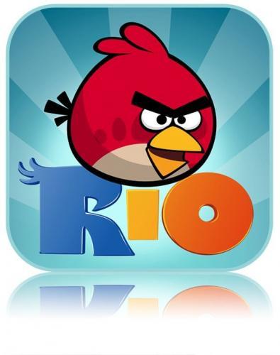 [iOS] Angry Birds Rio (kostenlos, noch bis Mittwoch!)