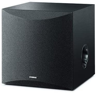 Yamaha NS-SW050 Black 50 W Subwoofer, 28-200 Hz schwarz [Amazon]