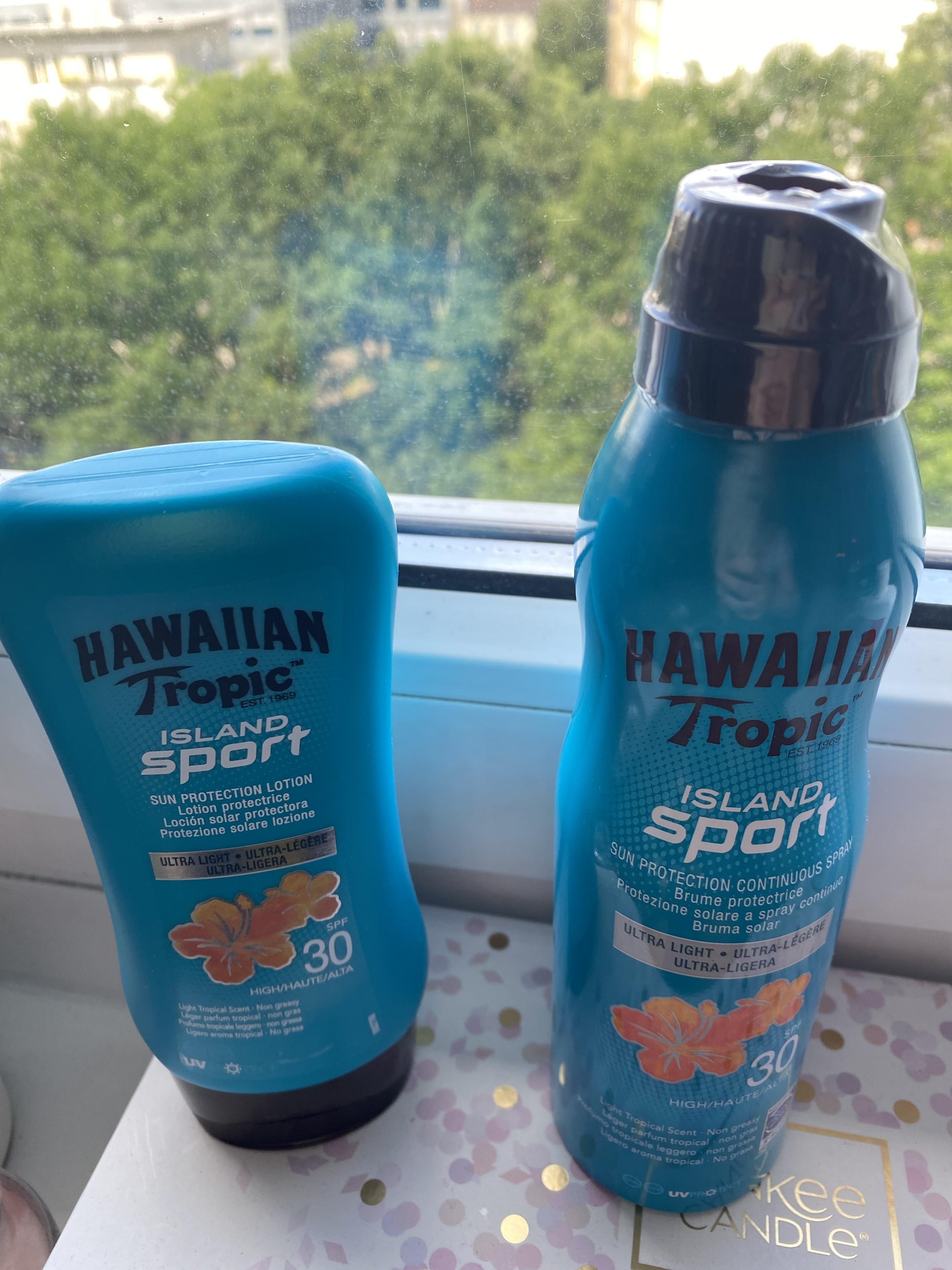 [verm. Lokal- Berlin-Marzahn-DM] Hawaiian Tropic, Island Sport LSF 30