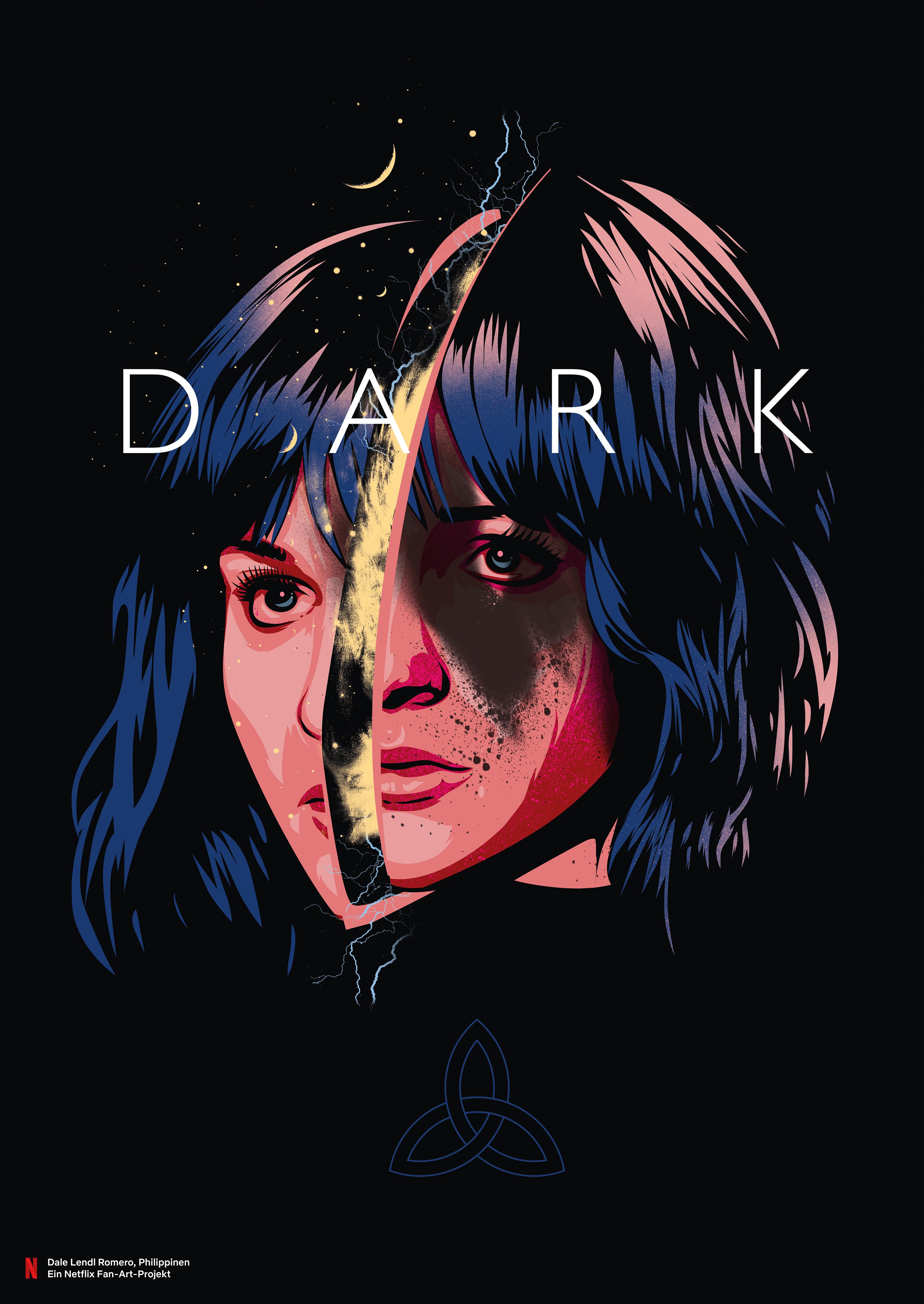 Gratis Dark Poster von Netflix / Serienplakate.de