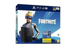 Sony PlayStation 4 Pro - 1TB Fortnite Neo Versa Bundle schwarz