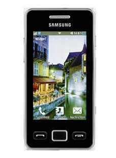 Samsung GT-S5260 Star II in CallYa direkt von Vodafone
