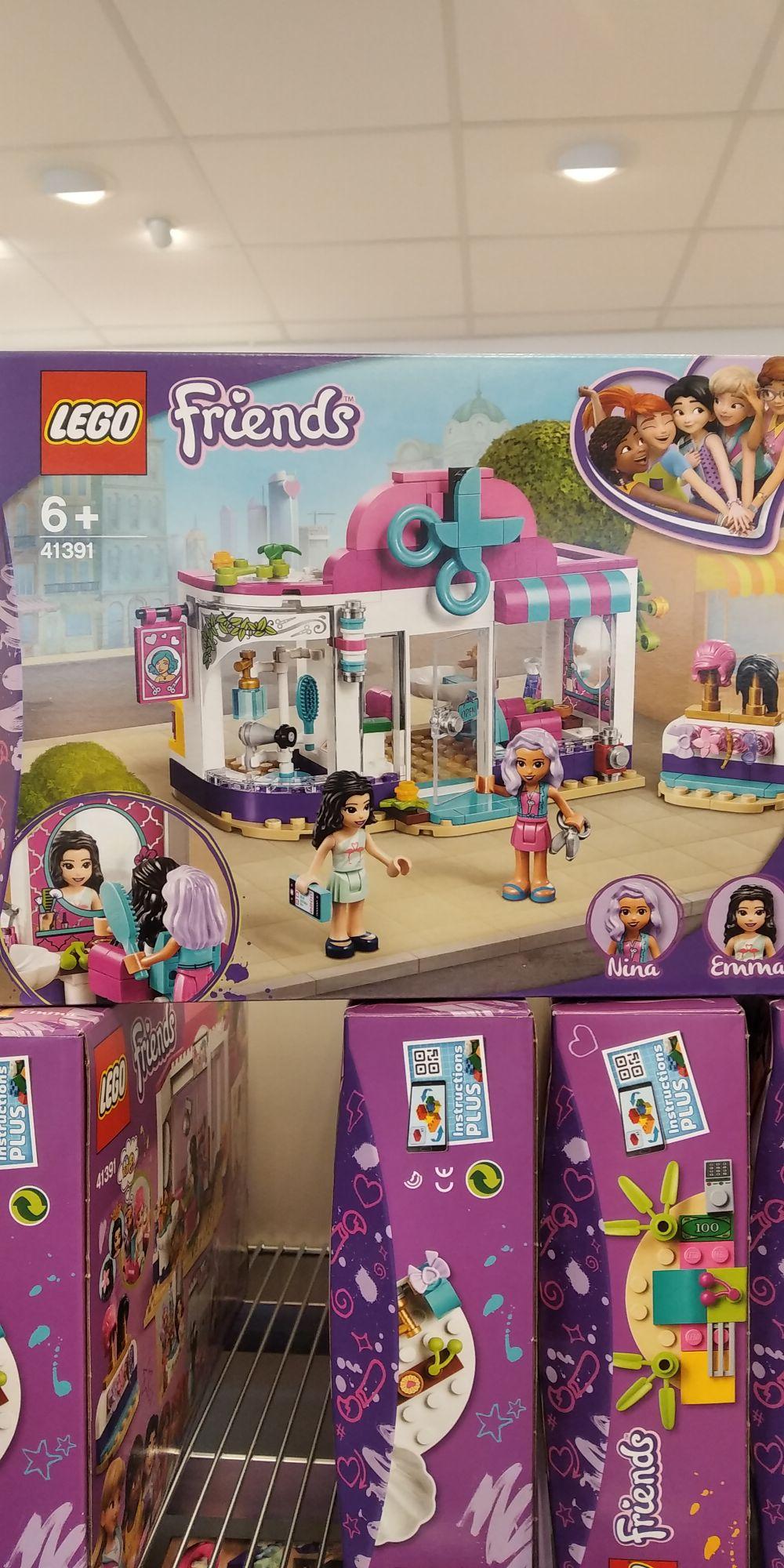Lokal: Rossmann Lego Ninjago 71707 ++ City 60247 ++ Friends 41389 + 41391 ++ Sonderposten ab 7,99€