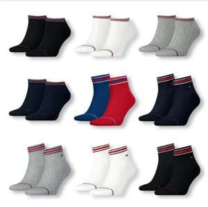 8er Pack Tommy Hilfiger Iconic Sports - Sneaker oder Quarter Socken