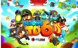 Bloons TD 6 - Tower Defense [Android - Google Playstore, für IPhone im Appstore 1,09 EUR]