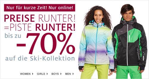 [Online]C&A bis zu 70% auf Ski-Kollektion