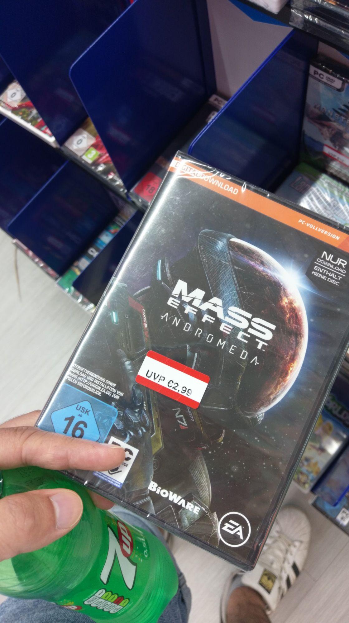 [lokal Sankt Augustin] Mass Effect Andromeda (PC)