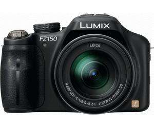 PANASONIC LUMIX DMC-FZ150 12.1 MP Digitalkamera - Schwarz @ Ebay WOW
