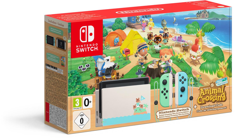 Nintendo Switch Animal Crossing: New Horizons Edition [eBay MediaMarkt / Saturn]