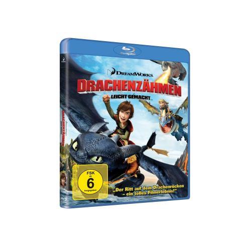 [ Blu-ray ] Drachenzähmen leicht gemacht für 8,99 EUR inkl. Versand @ Amazon.de