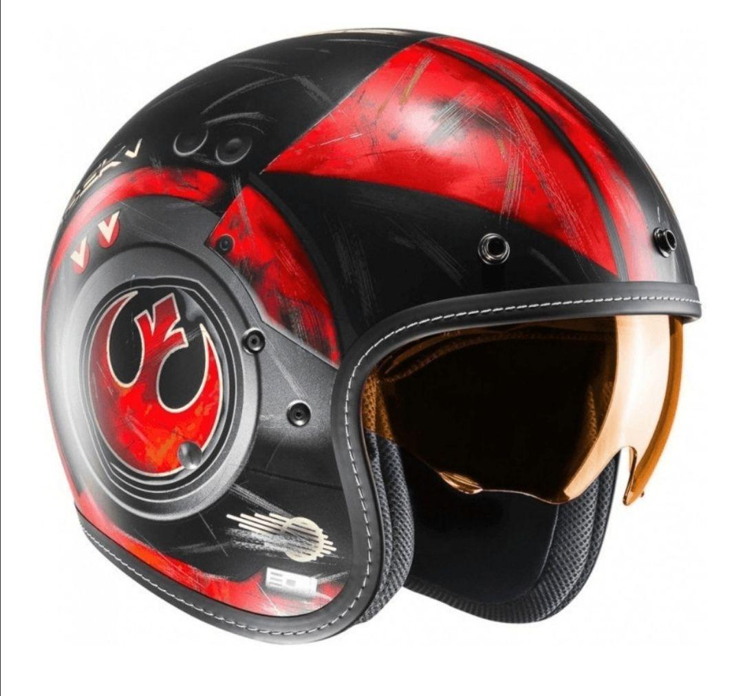Star Wars Jet Helm Poe Dameron