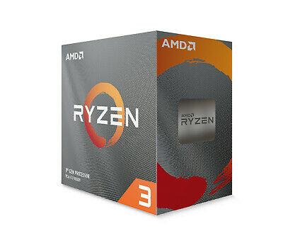 AMD Ryzen 3 3100 (ZEN2, 4C/8T 3.60GHz, 16MB, boxed)