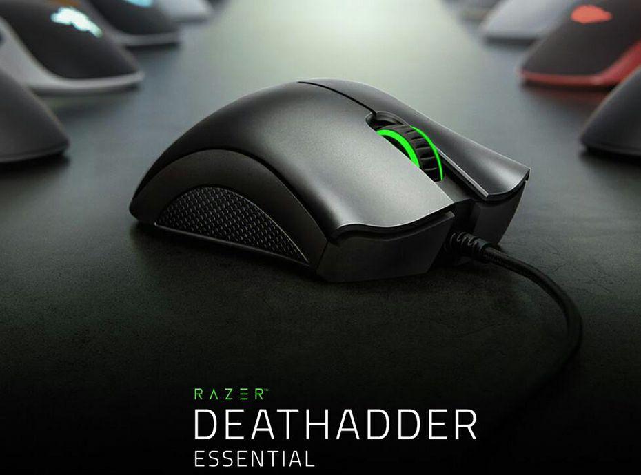 Razer DeathAdder Essential (black)