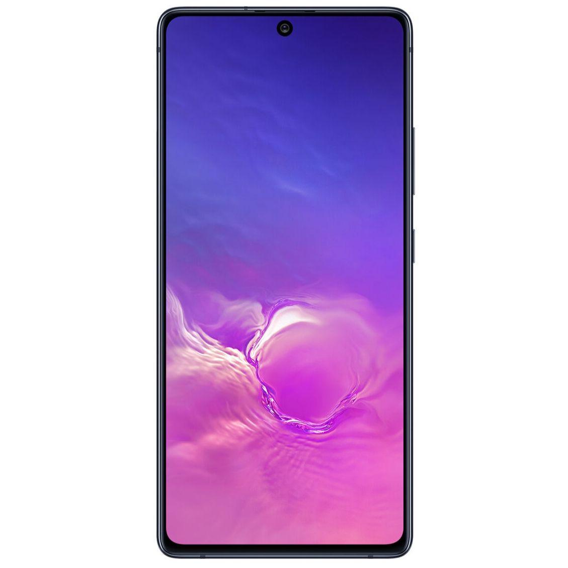 """Samsung Galaxy S10 Lite 128/6GB (Snapdragon 855, 6.7"""" Super Amoled, 4500mAh Akku, 48MP Kamera, UFS3.0 Speicher, 186 Gramm)"""