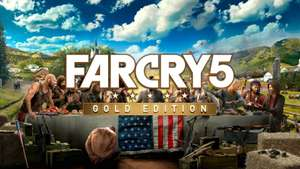 Far Cry 5 Gold Edition (inkl. Digital Deluxe Pack & Season Pass)