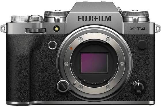 Fujifilm X-T4 Systemkamera inkl. 5 Jahre Garantie