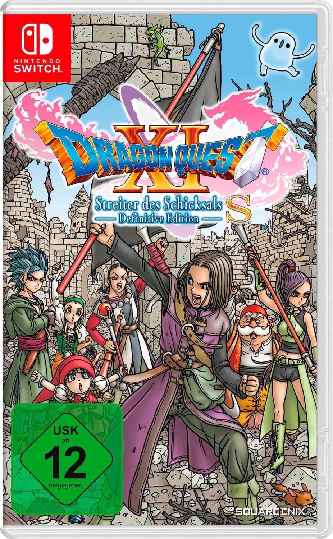 [Nintendo Switch] Dragon Quest XI - Definitive Edition für 34,90€ bei Smyths Toys - Nicht überall verfügbar
