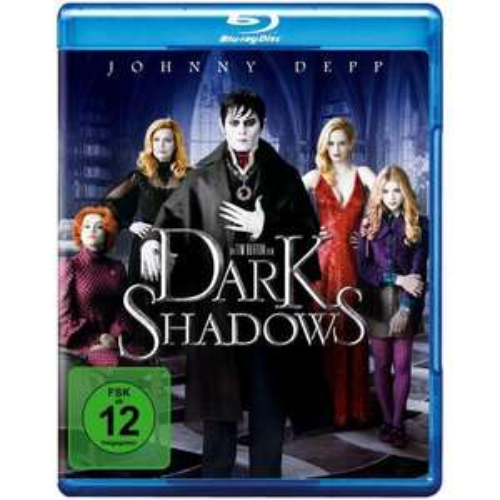 Dark Shadows (BLu-ray) so günstig wie noch nie bei Amazon