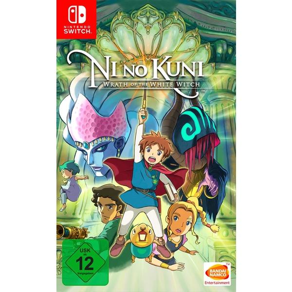 Nintendo Switch: Ni no Kuni - Der Fluch der Weißen Königin Smyths toys Click&Collect