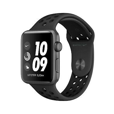 Apple Watch Series 3 Nike+ GPS 42mm für 227,22€ inkl. Versand