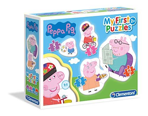 Clementoni Puzzle My First PuzzlesPeppa Pig für 9,62€ (Amazon Prime)
