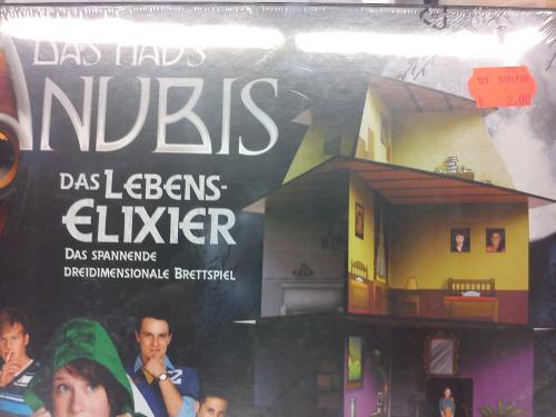 [Lokal] Das Haus des Anubis Das Lebenselixier Brettspiel @ T€DI Dresden