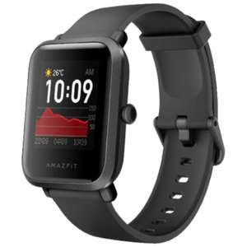 "Huami Amazfit BIP S: Smartwatch - Versand aus EU (1,28"" Display, 40 Tage Akku, 10 Sportmodi, GPS/Glonass)"
