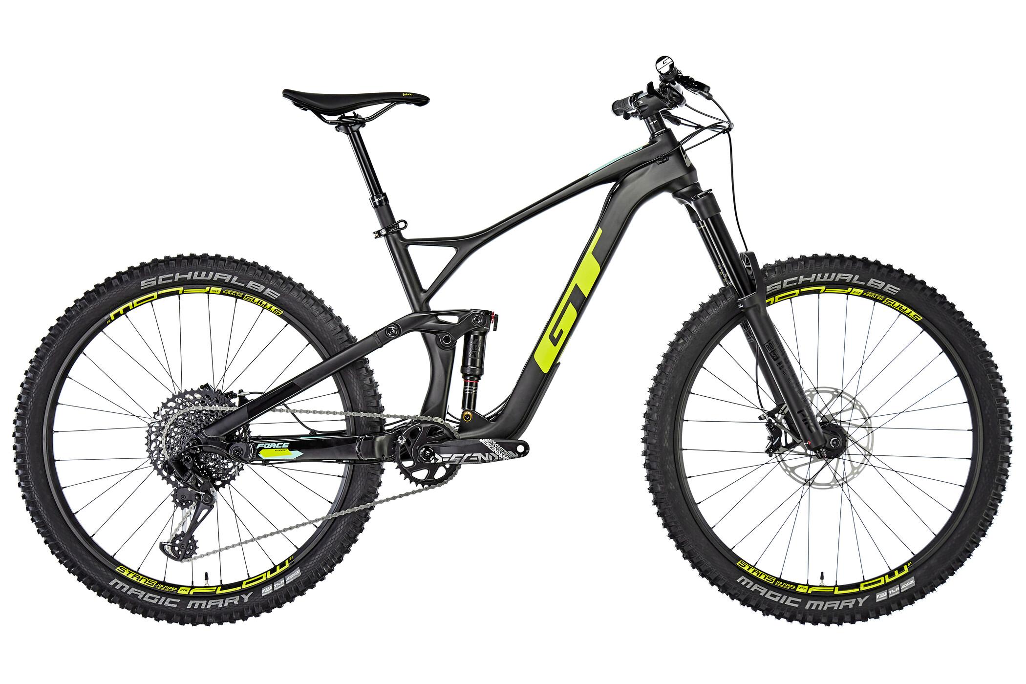 """MTB GT Bicycles Force Carbon Expert 27""""5 (Carbon/Eagle GX/14.68kg) - 2019 (M,XL)"""