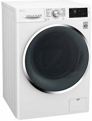 "LG Waschtrockner ""F14WD95EN0""(A, 9kg waschen, 5kg trocknen, Inverter Direct Drive, Edelstahltrommel, AquaStop) [computeruniverse@Ebay]"