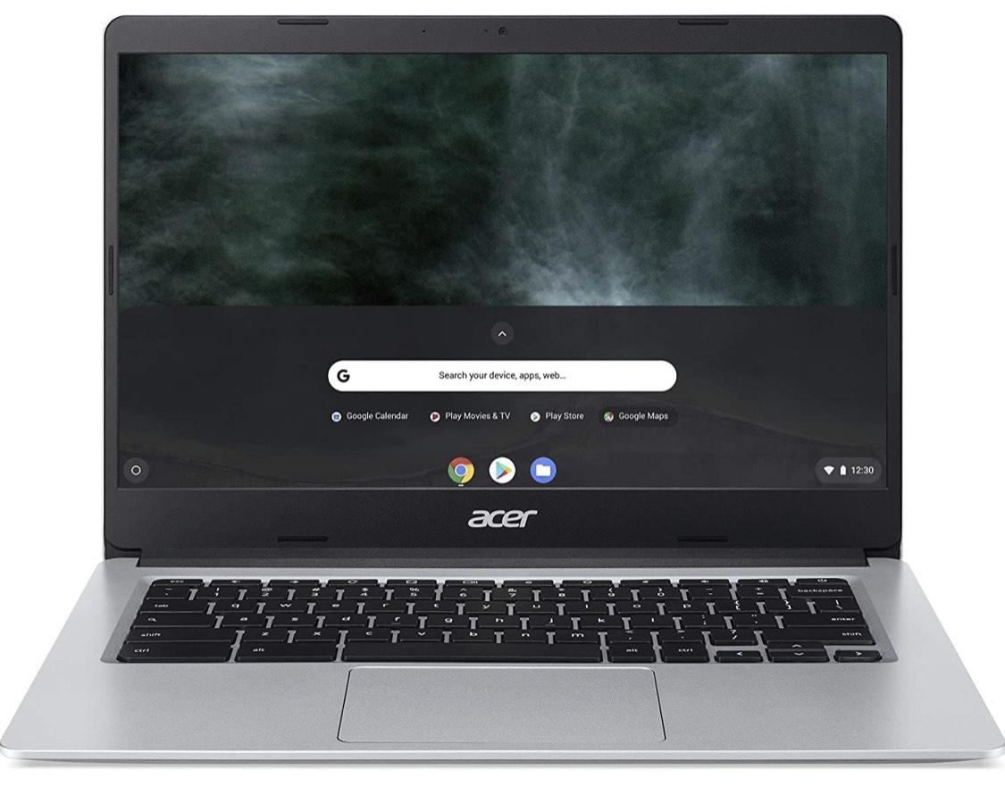 Acer Chromebook 314 mit 4GB Ram 64GB HDD +15GB Cloud Speicher dauerhaft for free +100GB Cloud Speicher für 12 Monate gratis