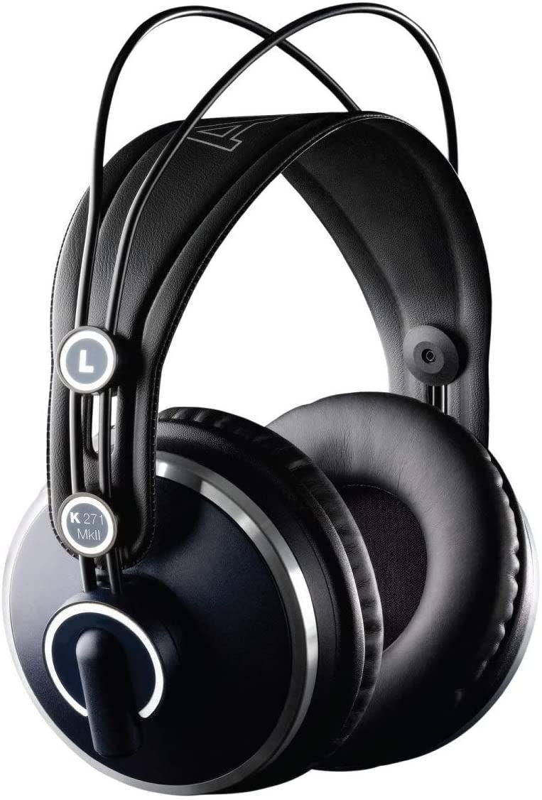 AKG K271 Geschlossener Over-Ear-Kopfhörer [Amazon]
