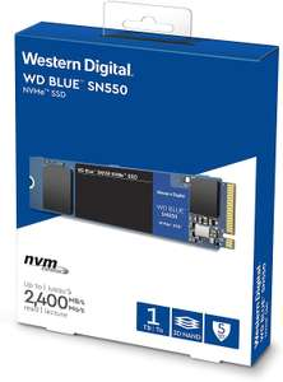 Speicherwoche [KW28]: z.B. WD Blue SN550 NVMe SSD 1TB | Crucial MX500 1TB SSD - 98,45€ | Seagate Expansion Desktop 8TB HDD - 115,75€