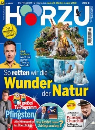 Hörzu Abo (52 Ausgaben) für 116,90 € mit 110 € BestChoice-Gutschein bzw. 115 € Otto-/oder Zalando Gutschein (Kein Werber nötig)